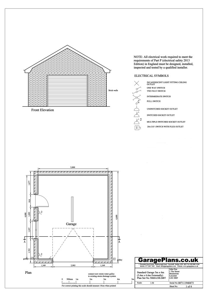 Garage foundation plans house plans home designs for Garage foundation plans